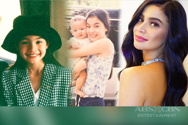 16 Throwback photos of Anne Curtis capturing her natural and 'mala-Dyosang' beauty