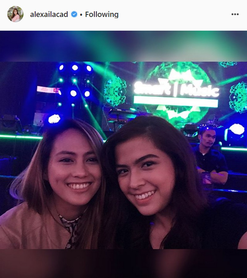 17 Photos that show Alexa Ilacad has found a soulmate in her best friend