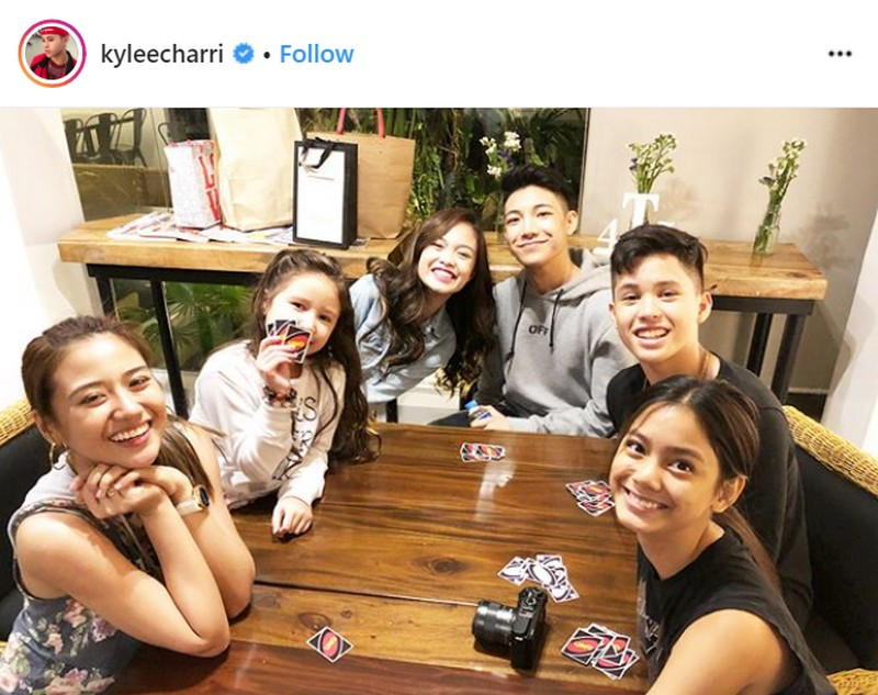LOOK: 22 Photos of Darren, Ylona, Kyle and AC that could give you major friendship goals!