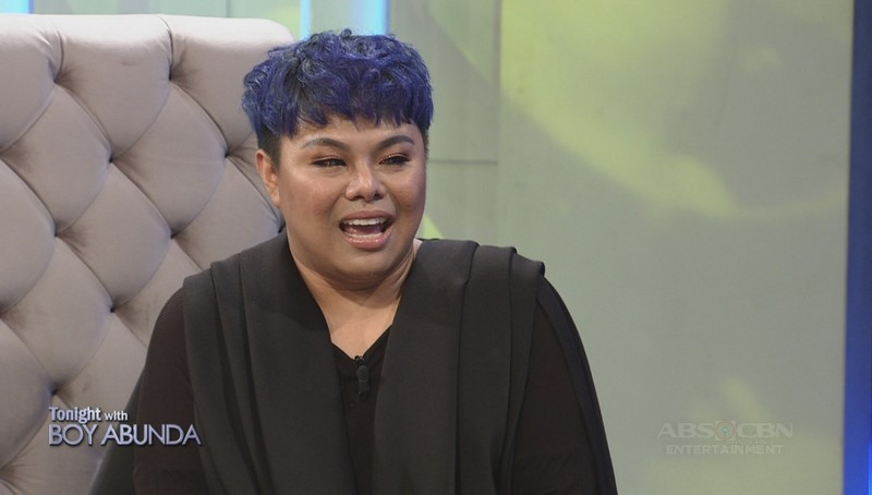 PHOTOS: Jhai Ho on Tonight With Boy Abunda