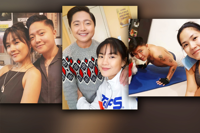 LOOK: Here are some of Jake Zyrus' sweetest and most adorable photos with his one and only!