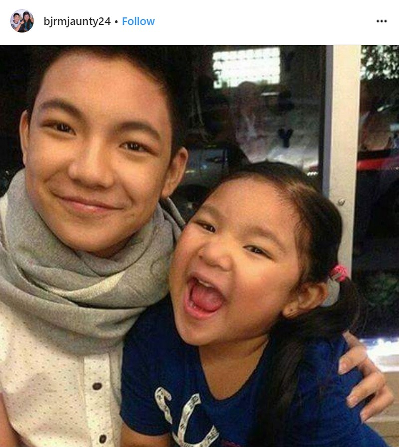 LOOK: Meet Darren Espanto's charming little sister in these photos