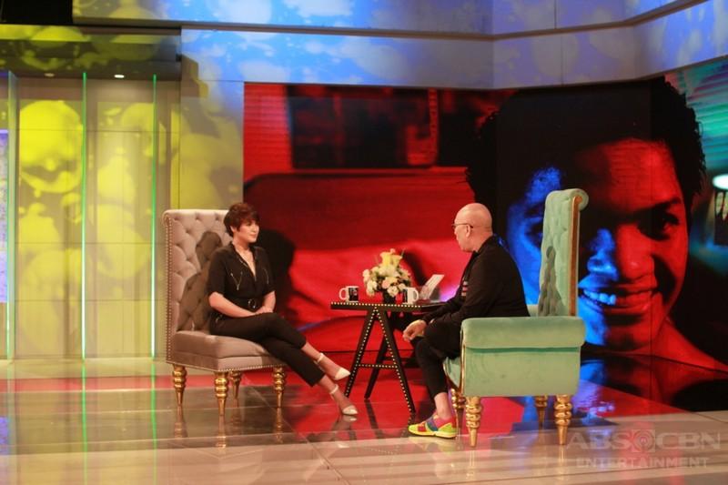PHOTOS: Jane Oineza on Tonight With Boy Abunda