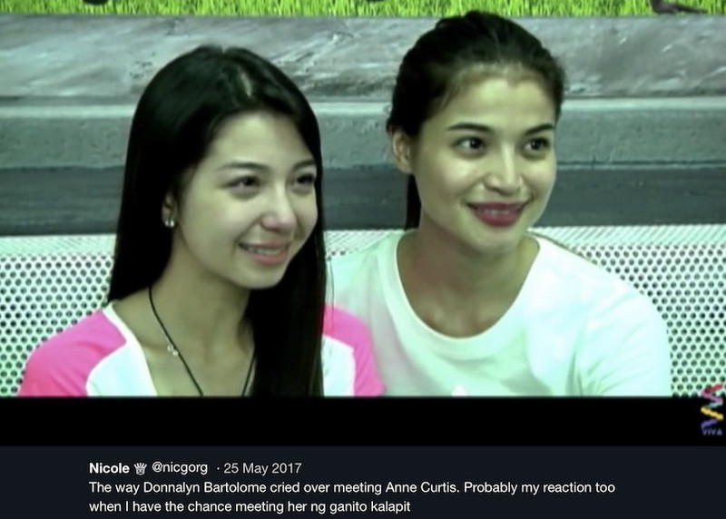 Is Donnalyn Bartolome the biggest fan of Anne Curtis? Check out their photos here!
