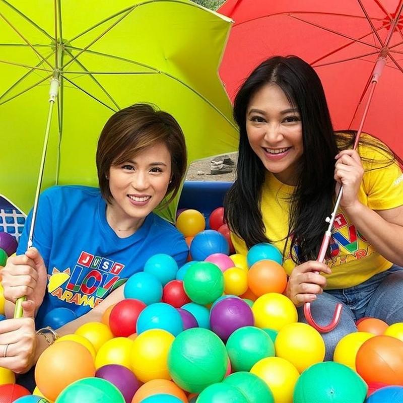 LOOK: 20 Photos that show Rufa Mae Quinto has found a friend in Toni G.