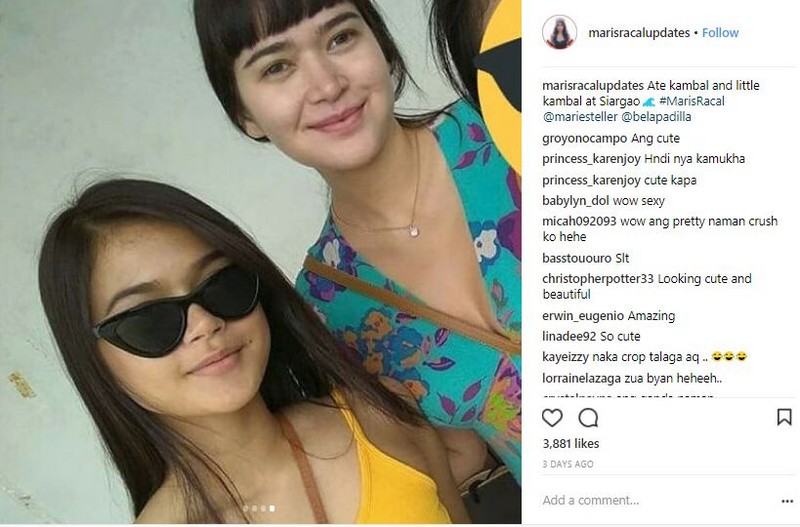 LOOK: 18 Photos that capture Maris Racal and Bela Padilla's sisterly love for each other!
