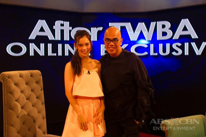 "PHOTOS: Jackque ""Ate Girl"" Gonzaga on Tonight With Boy Abunda"