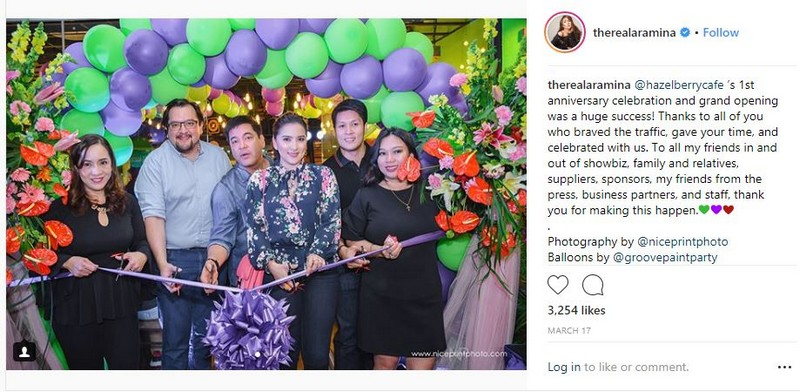 LOOK: These photos of Ara and Patrick might prove that exes can still be friends!
