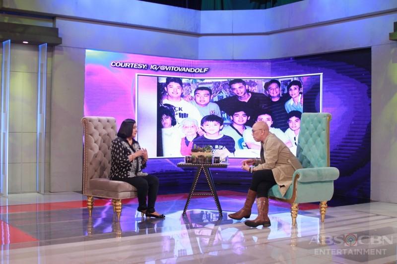 PHOTOS: Alma Moreno on Tonight With Boy Abunda