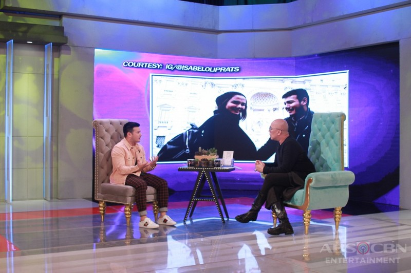 PHOTOS: John Prats on Tonight With Boy Abunda