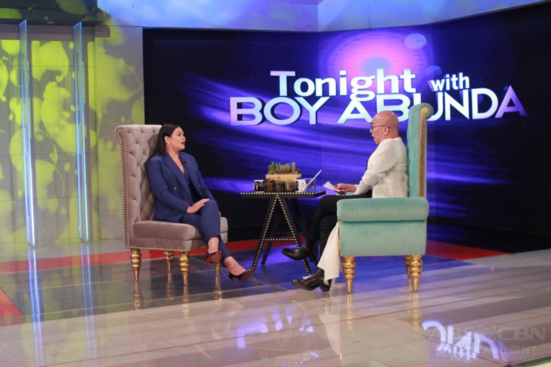 PHOTOS: Aiko Melendez on Tonight With Boy Abunda