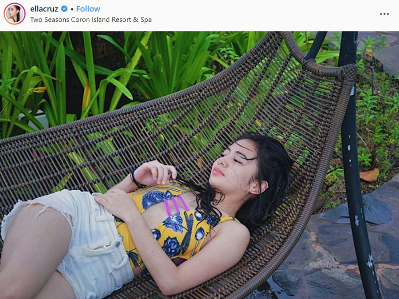 Little girl no more? Ella Cruz is now all grown up in these 18 photos!