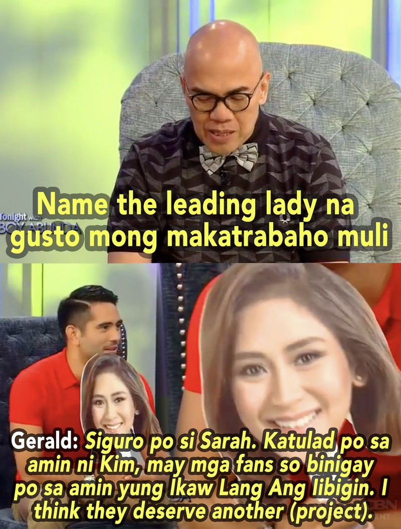 Best artist? Fave singer? Here are some celebrities who mentioned Sarah Geronimo on TWBA!