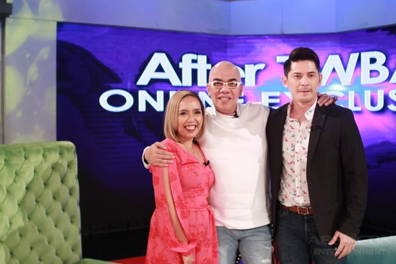 PHOTOS: Ahron Villena and Kakai Bautista on Tonight With Boy Abunda