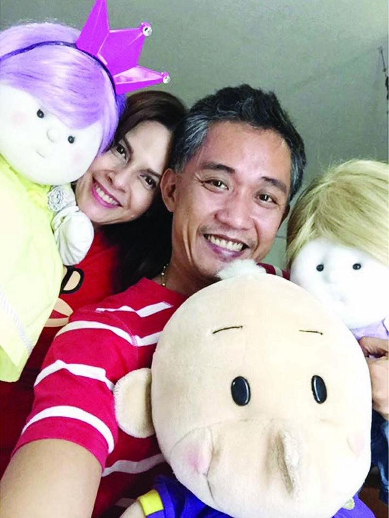 IN PHOTOS: Kilalanin ang nagbibigay kilig sa bawat araw at gabi ni Rita Avila sa loob ng 17 years!