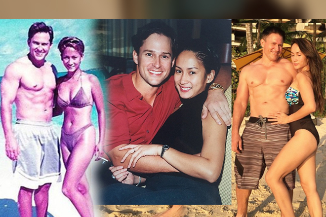 Sexy couple alert! 26 photos of Ina Raymundo with the 'man of her dreams' and husband for 15 years