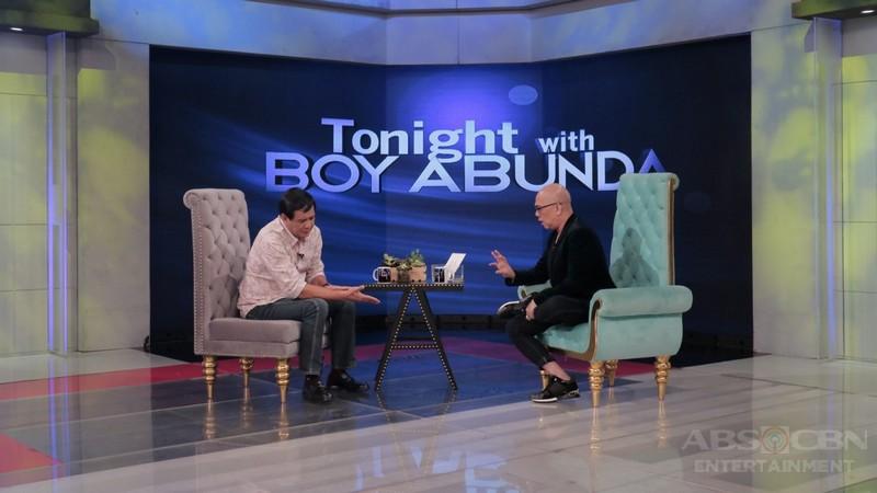 PHOTOS: Joey Marquez on Tonight With Boy Abunda