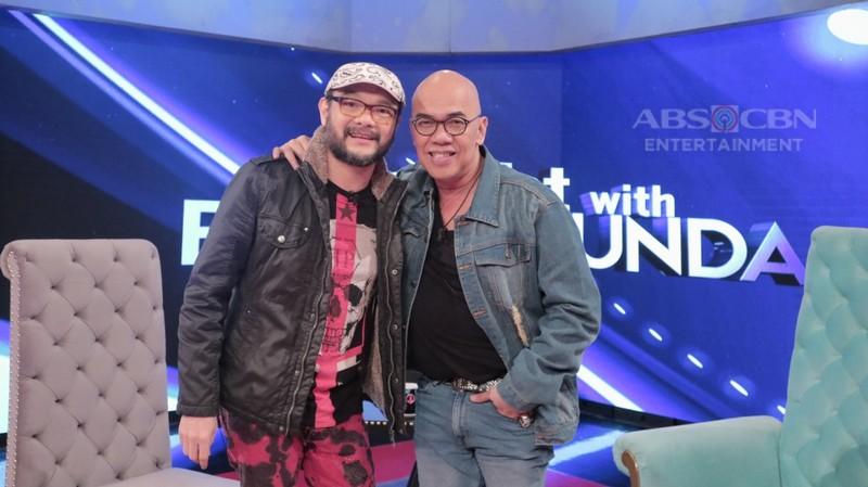 PHOTOS: Wency Cornejo on Tonight With Boy Abunda