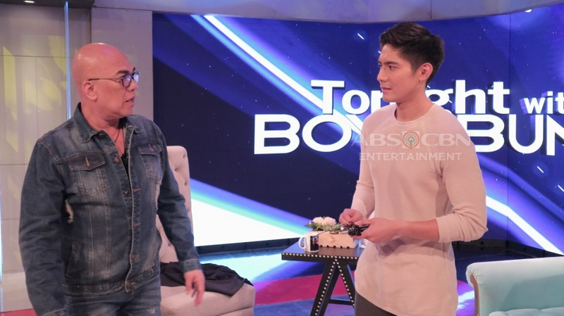 PHOTOS: Robi Domingo on Tonight With Boy Abunda