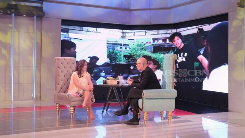 PHOTOS: Cathy Garcia-Molina on Tonight With Boy Abunda