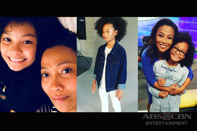 IN PHOTOS: Meet Jaya's talented and beautiful mini-me!