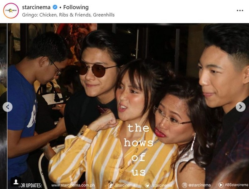 23 photos of KathNiel with Direk Cathy that would make you miss the blockbuster trio!
