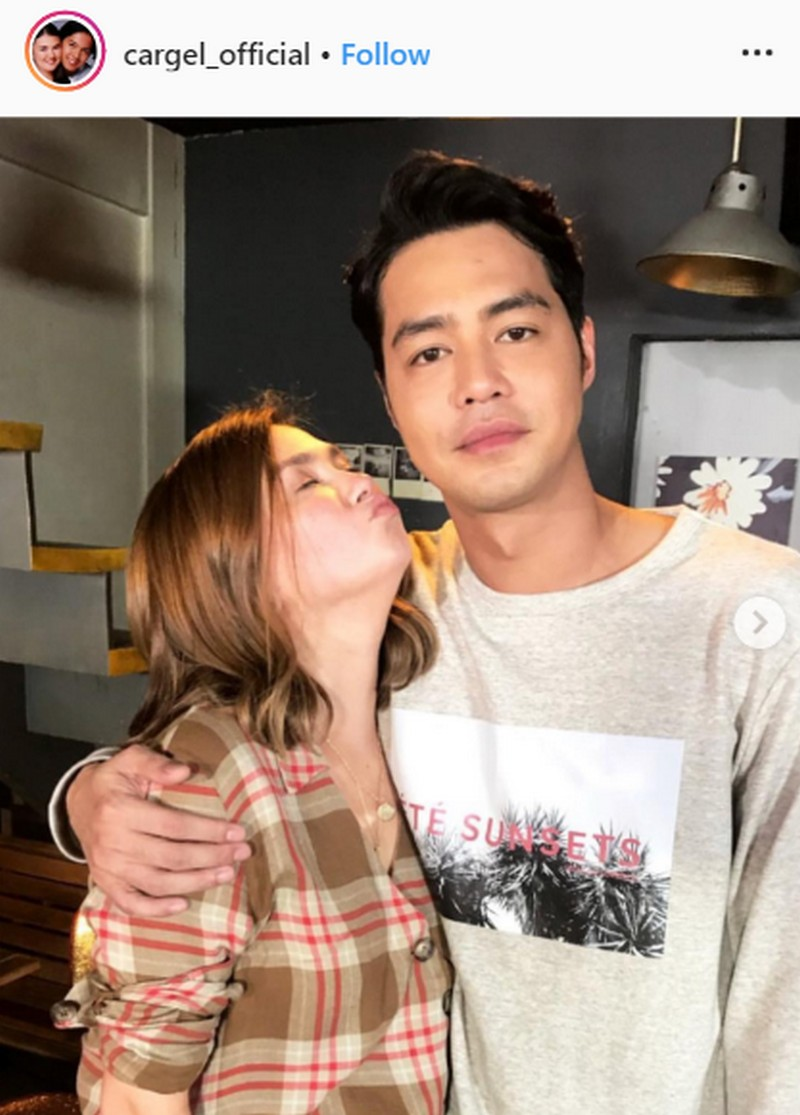 Bagay ba? These photos of Angelica and Zanjoe will make you feel their chemistry!