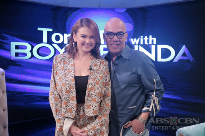 PHOTOS: Angelica Panganiban on Tonight With Boy Abunda