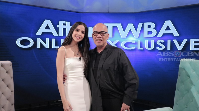 PHOTOS: Maxene Magalona on Tonight With Boy Abunda