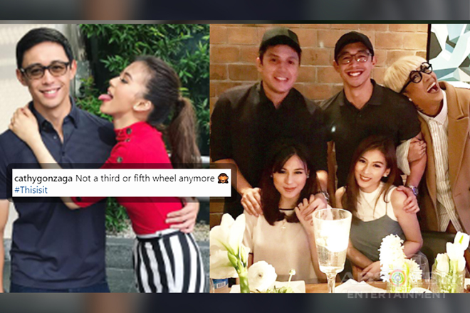 Third wheel no more! Check out some kilig moments of Alex and Mikee in these 27 photos