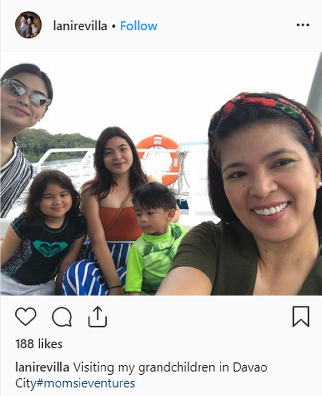 LOOK: Here are photos of Lani Mercado being a loving wife and supportive mommy!