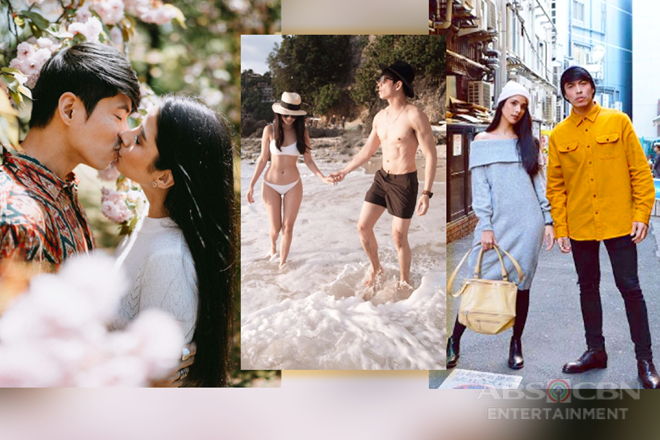 Couple goals! Check out Maxene and Rob's picture-perfect moments in this gallery