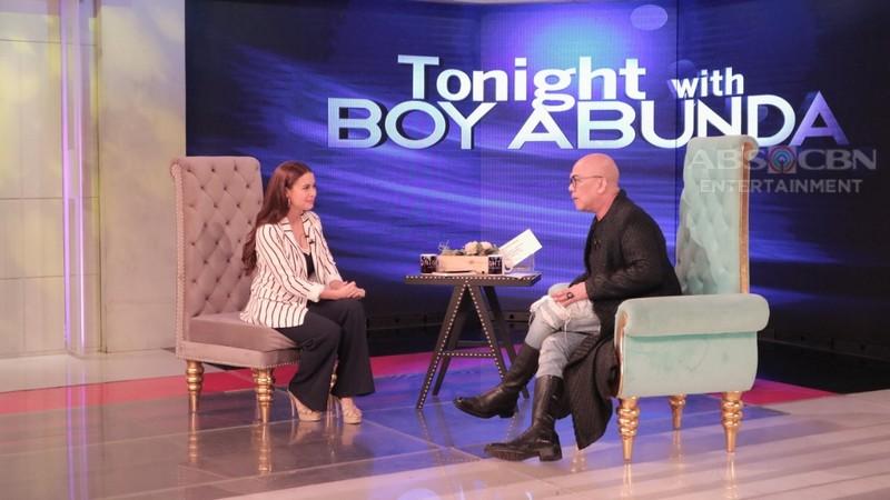 PHOTOS: Yassi Pressman on Tonight With Boy Abunda