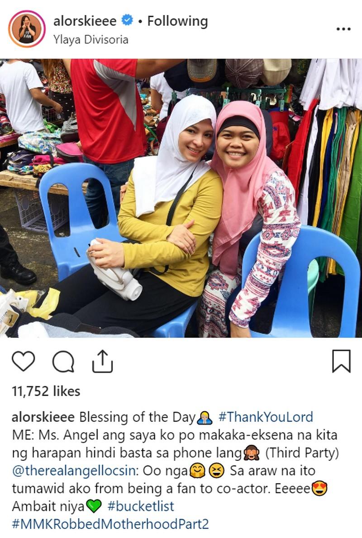 29 Photos of Alora Sasam living every fan girl's life!