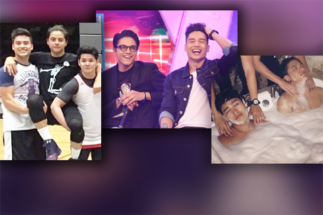 26 Photos that would make you want to have Marco and Daniel's ride-or-die friendship!