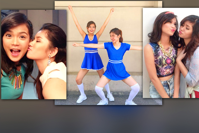 Miss n'yo na rin ba sila? These photos would make you want to see Maris & Loisa together again!