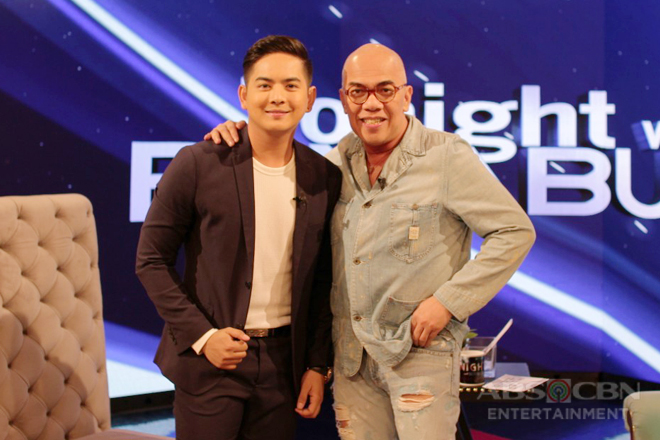 PHOTOS: Neil Coleta on Tonight With Boy Abunda