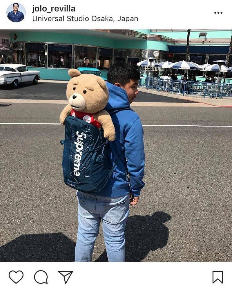 26 Photos of Jolo Revilla being a proud daddy to his unico hijo!