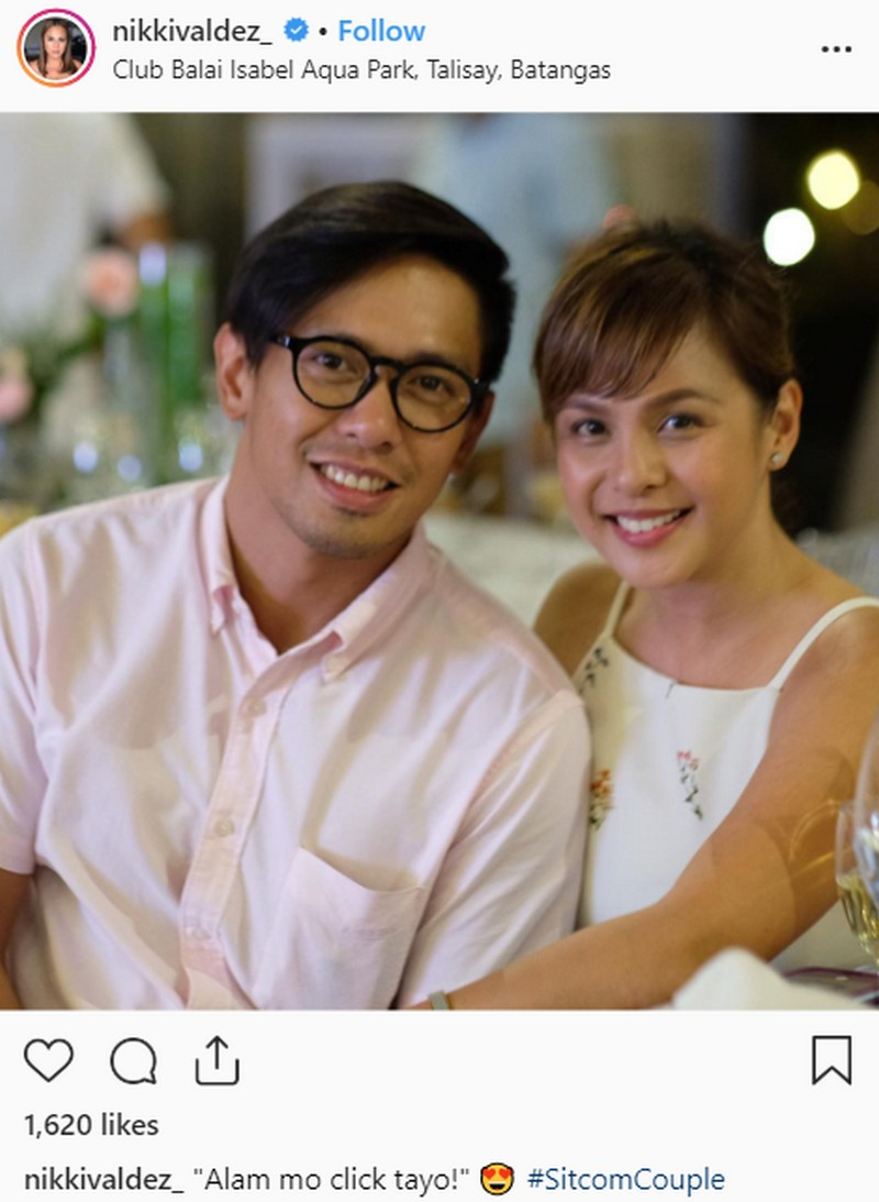'When I look at you, I am home': Here are some photos that captured Nikki & Luis' sweet moments!