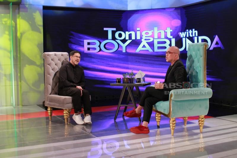 PHOTOS: Aga Muhlach on Tonight With Boy Abunda