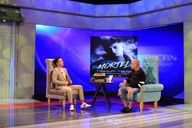 PHOTOS: Marlo Mortel on Tonight With Boy Abunda