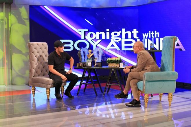 PHOTOS: Paul Soriano on Tonight With Boy Abunda