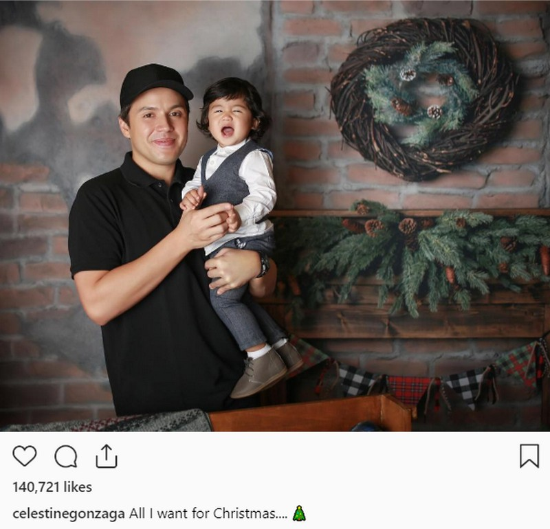 The Joy of Being a Father: 35 Photos of Direk Paul and Seve's heart-melting moments!
