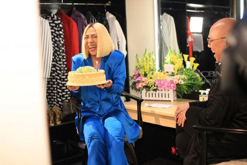 PHOTOS: Ang paghaharap ng King of Talk at Unkabogable Star sa #TWBAxVG!