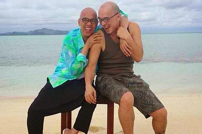 Three decades of love! Here are some photos of Tito Boy with his long-time boyfriend