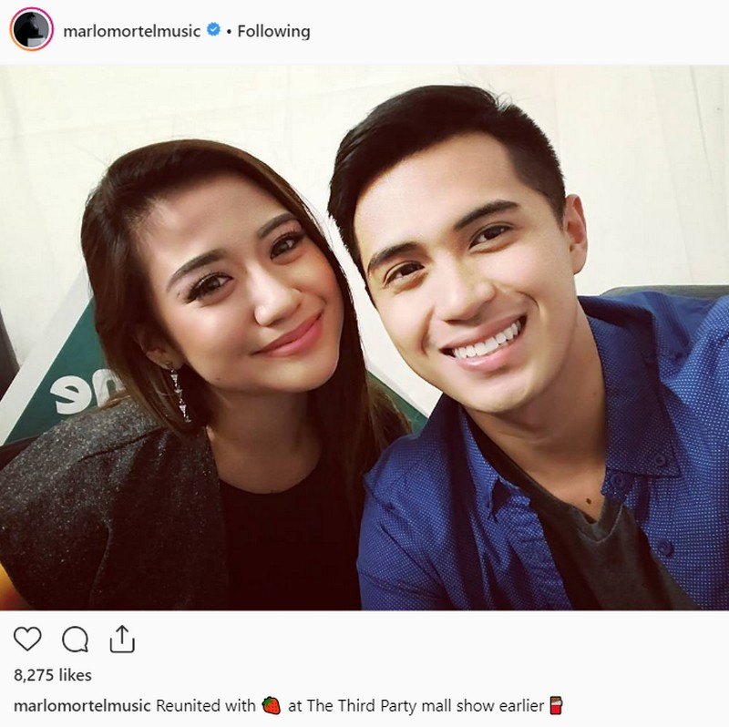 Friends or more than friends? These photos might reveal the real score between Marlo & Morissette!