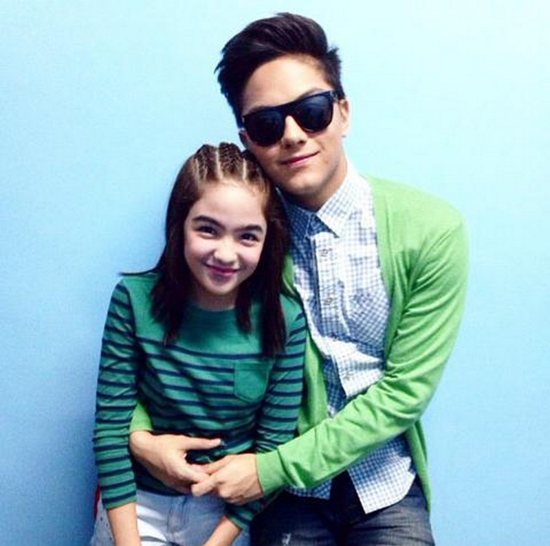Total Fangirl Goals: 24 Photos of Andrea Brillantes with her ultimate celebrity crush!