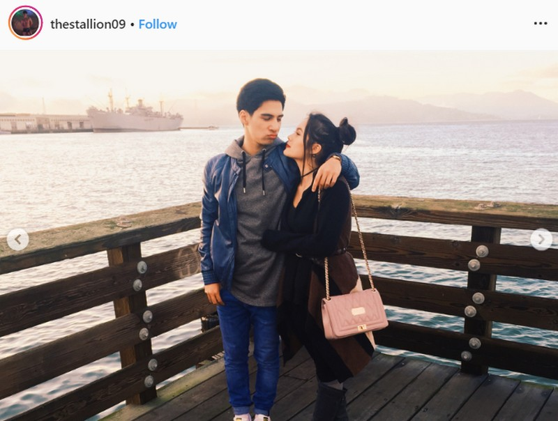 LOOK: Here are some sweet photos of Albie Casiño with his gorgeous girlfriend