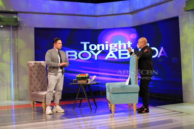 PHOTOS: Jed Madela on Tonight With Boy Abunda