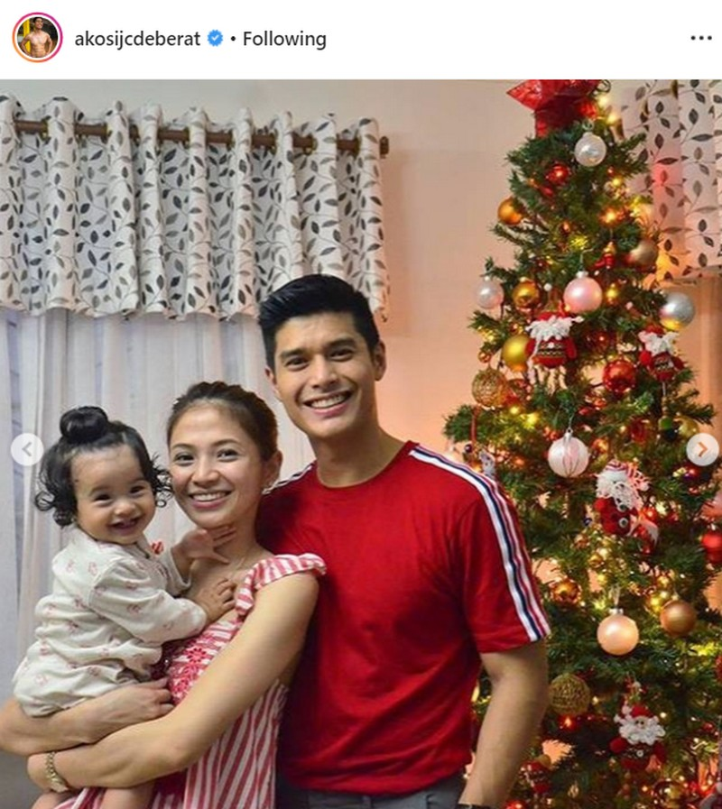 IN PHOTOS: JC De Vera with his picture-perfect family